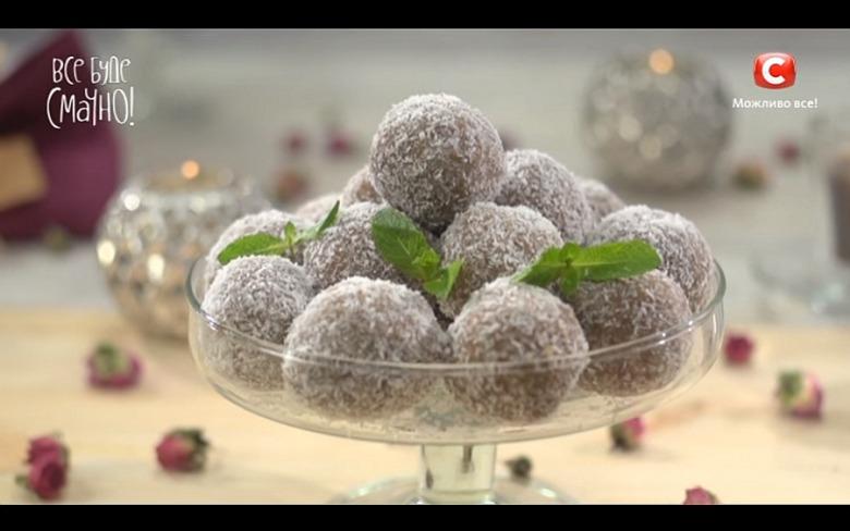 Медовые шарики от Аллы Ковальчук
