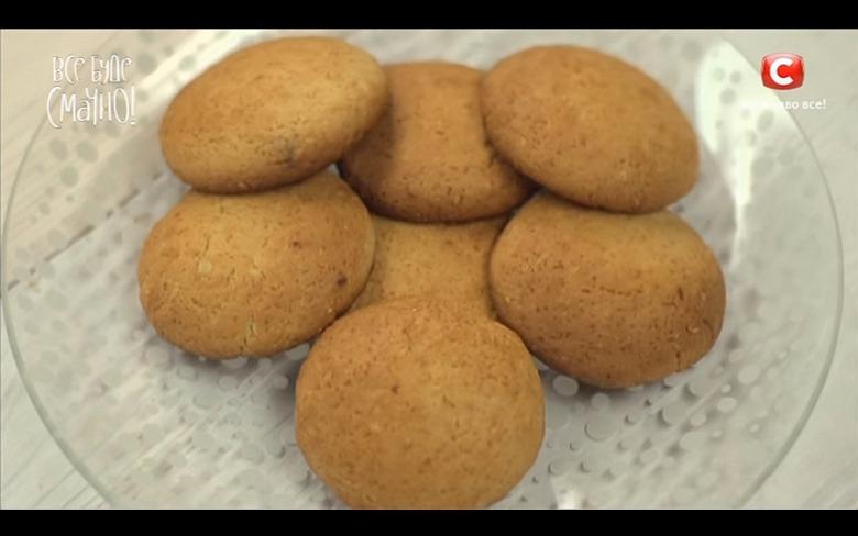 Овсяное печенье от Аллы Ковальчук