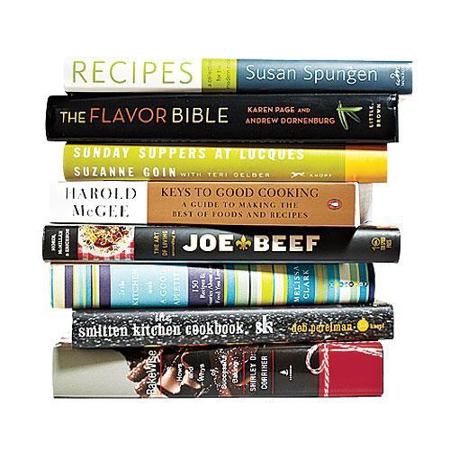 Конкурс рецептів з кулінарних книг!