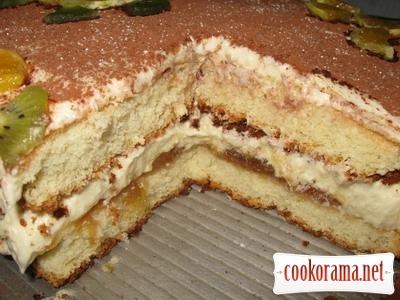 Торт «Делиция»