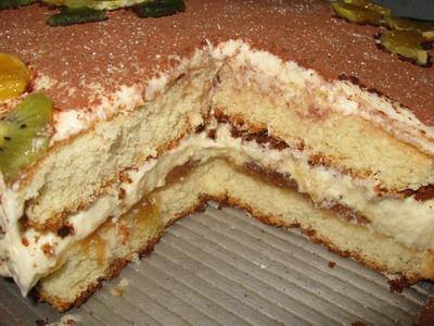 """Торт """"Делиция"""""""