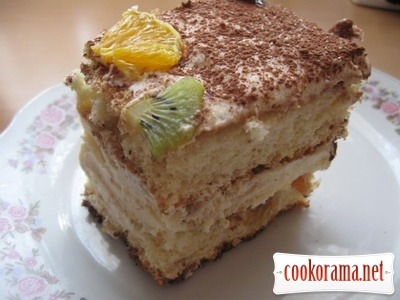 Торт «Деліція»
