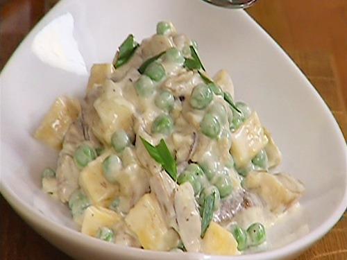 Грибний салат