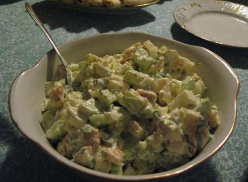 Салат «Огірочок»