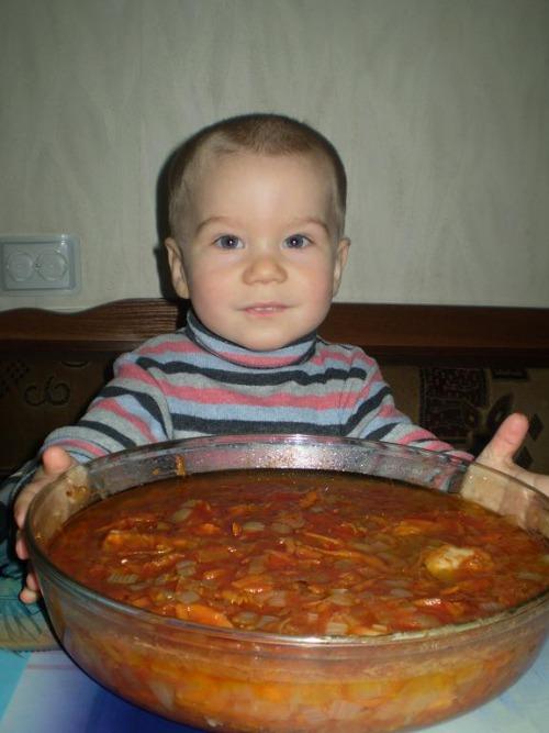 Риба в томатному соці