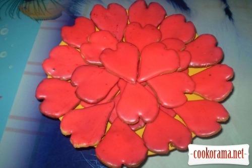 Печиво «Сердечка»