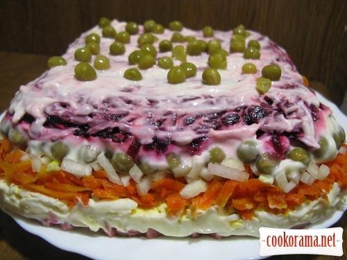 Домашние рецепты как у мамы салаты и рецепты