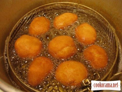 Пончики без дрожжей рецепт с фото