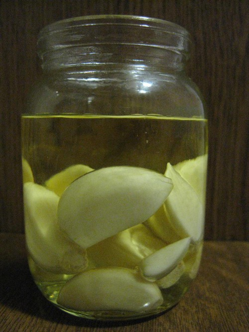 Закусочний часник + ароматна часникова олія