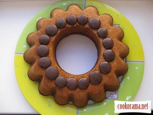 Сирно-цитрусовий кекс «Ароматний»