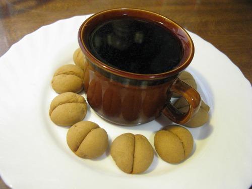 Імбирно-кавове печиво