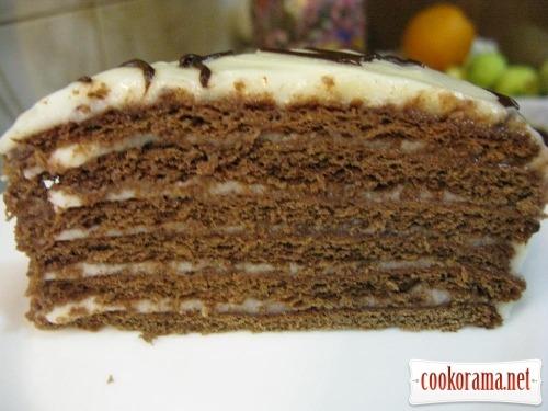 Торт «Кукораме 1 год»