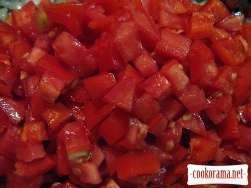 Соус к мясу или макаронам