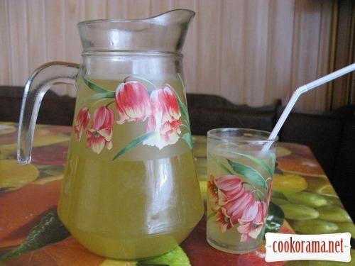 Ginger-citrus lemonade