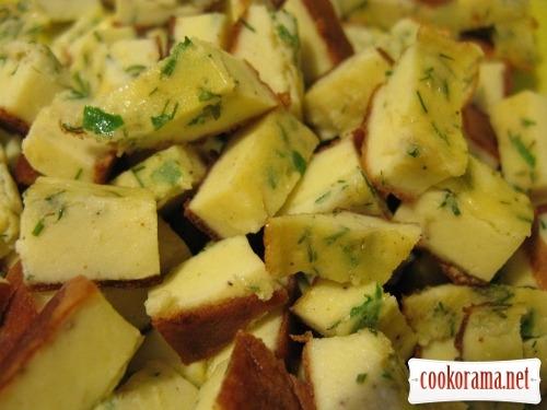 Salad Idyll