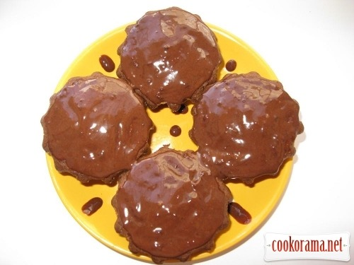 Muffins «Surprise»