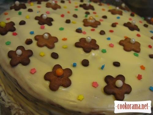 Cake «Spartacus»