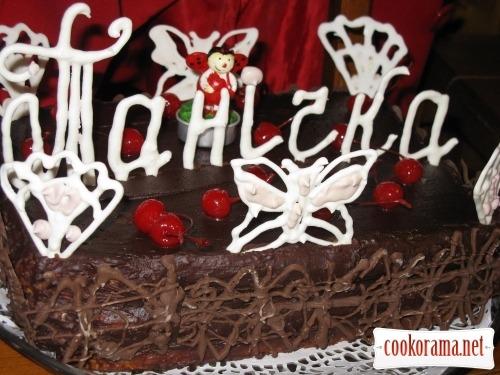 Торт «Танічка»
