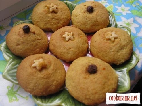 Мягкое, творожно-овсяное печенье с цитрусовой ноткой «Галактика»