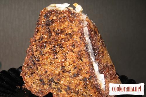Кекс ореховый