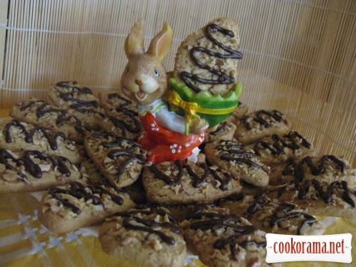 Горіхове печиво з горіхом