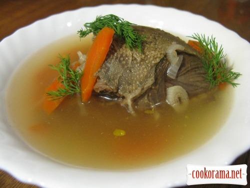 рецепт супа из голуби