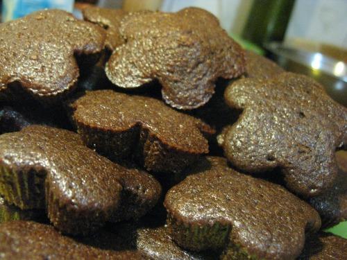 Шоколадні мафіни