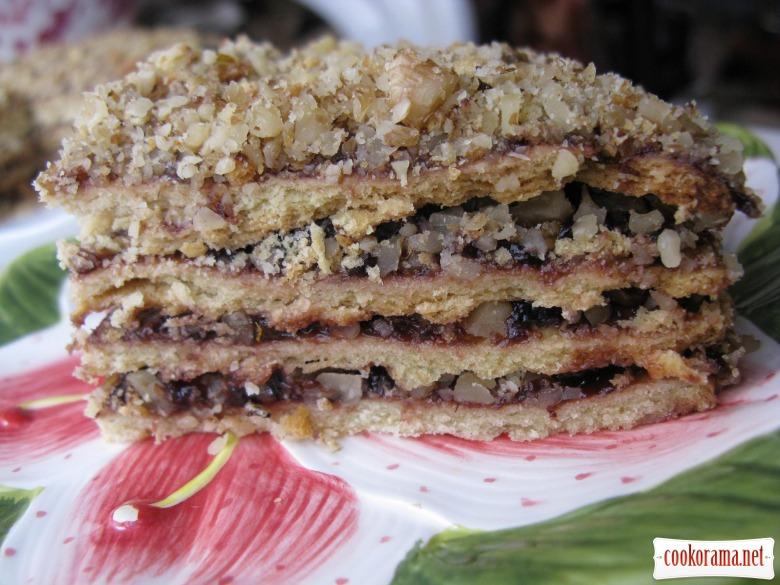 Пісний торт