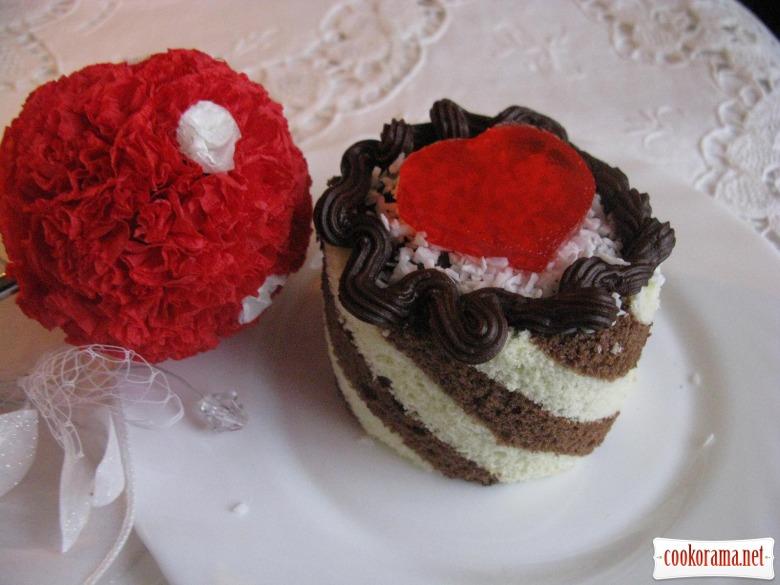 """Пирожные """"Любовь"""""""