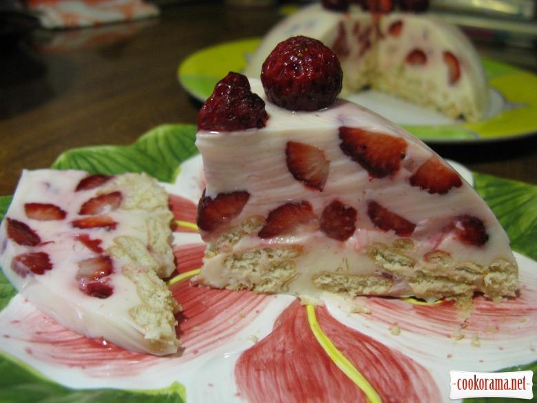 холодный торт без выпечки