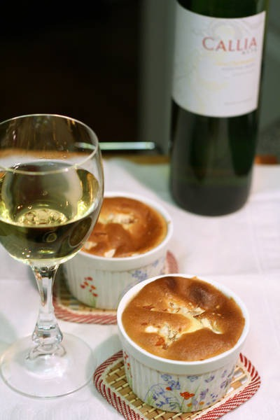 """""""Передвалентиння"""", або ідеальний романтичний десерт з одного яблука або яблука з сабаньйоном"""