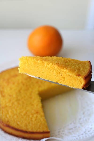 Помаранчевий пиріг