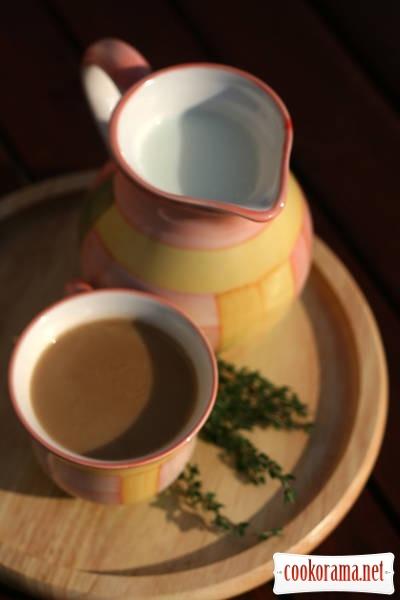 Кофе с чабрецом
