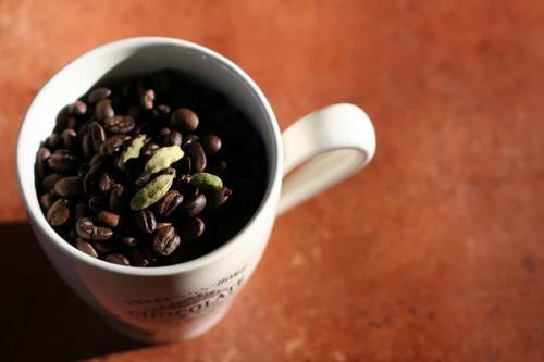 Delicate coffee