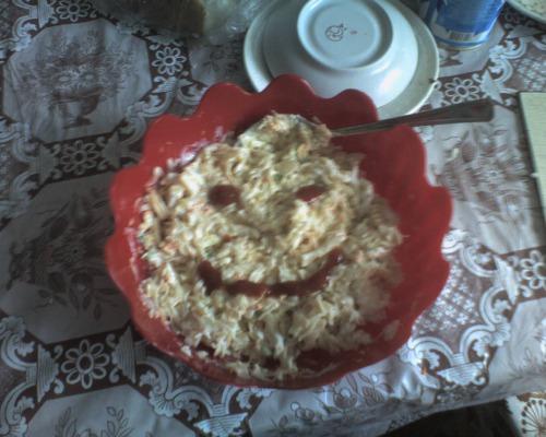 Миланский салат в моем выполнении