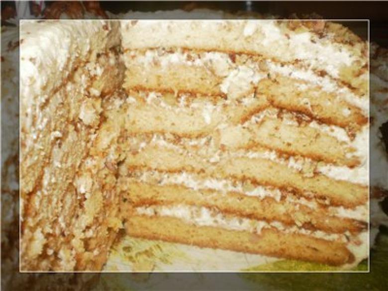 """Cake """"Coquette Larissa"""""""