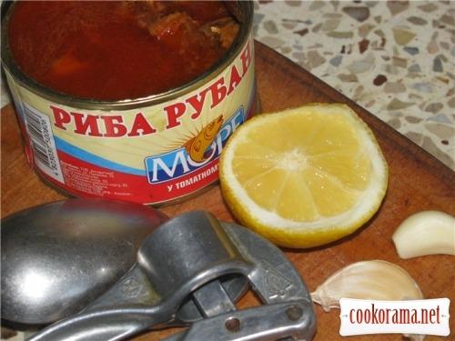 Рибний суп холостяка