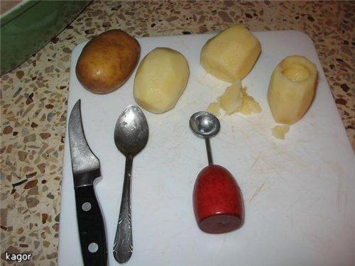 Картопляні бочечки