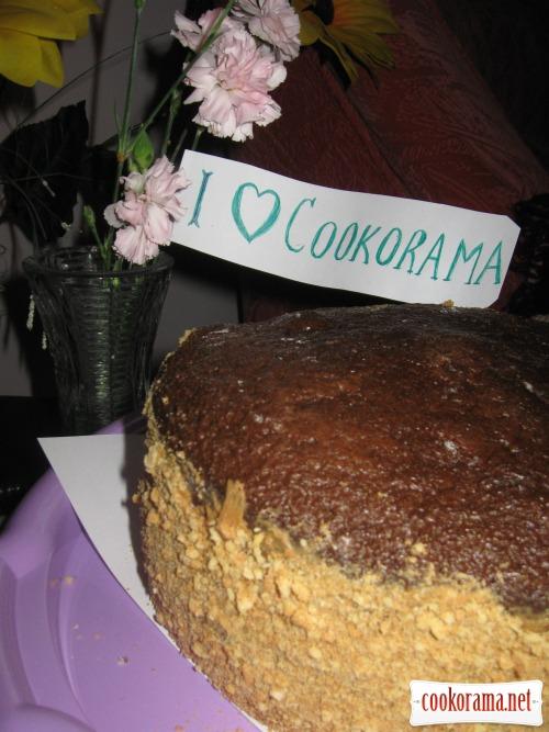 Торт «Жіночі примхи»