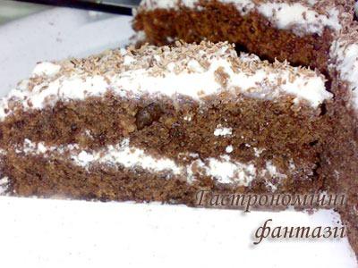 Улюблений шоколадний торт + 3 варіанти крему