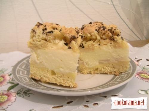 Торт «На хмаринці»