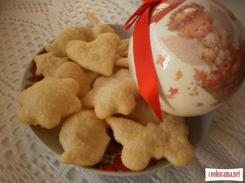 Домашнє печиво( сухарики)