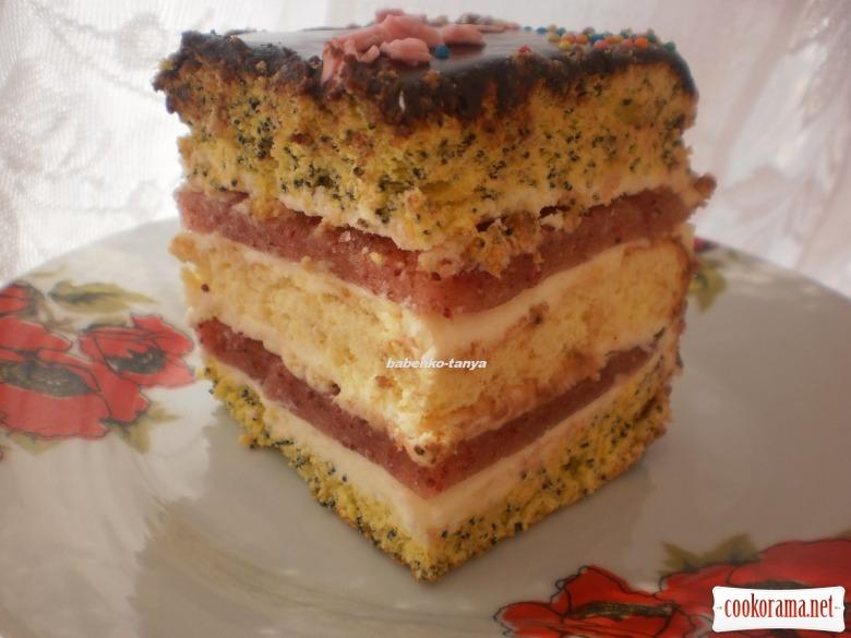 Торт «Орбіта»