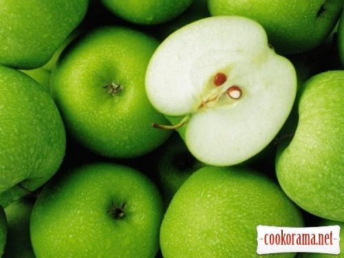 Цікаве про яблука