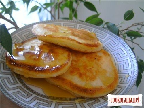 Gentle pancakes