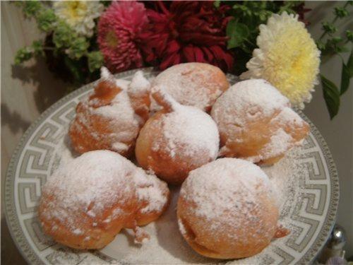 Ленивые пончики
