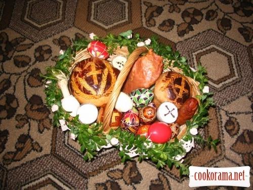 Паска Великодня