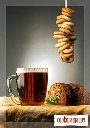 Простенький хлебный квас