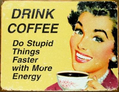 Кофе с корицей и жженым сахаром