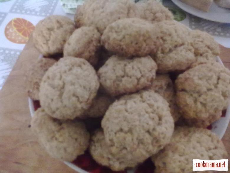 Вівсяне печиво